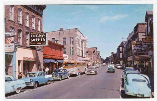 Circa 1956 photo courtesy of Kenneth McIntyre.