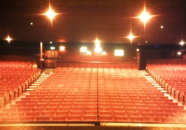 ABC2 Auditorium from the stage