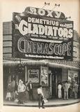 NYC ROXY Theatre 1954