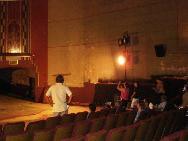 Auditorium Right Side Penn Theater