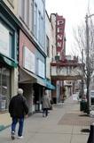 Penn Theater Marquis.