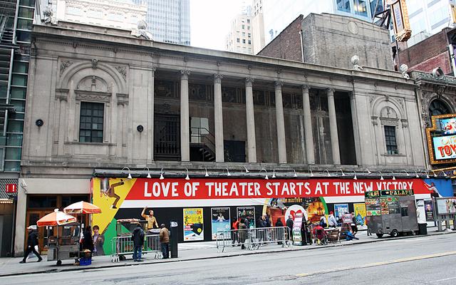 Times Square Theatre, New York City, NY