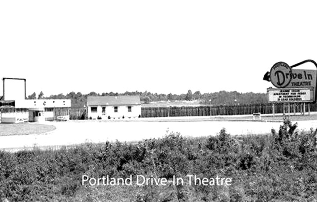Portland Twin Drive In