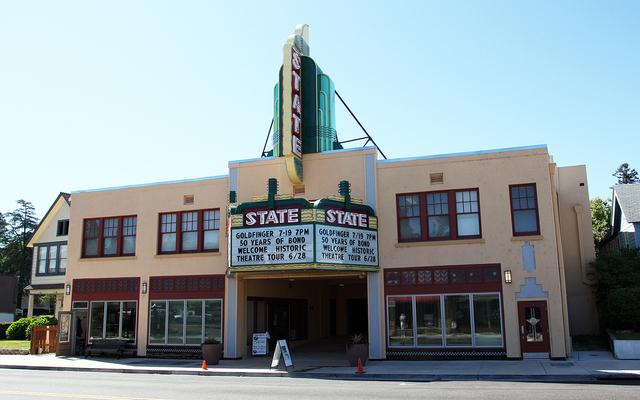 State Theater, Auburn, CA