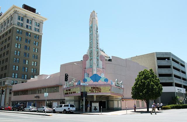 Crest Theatre, Fresno, CA
