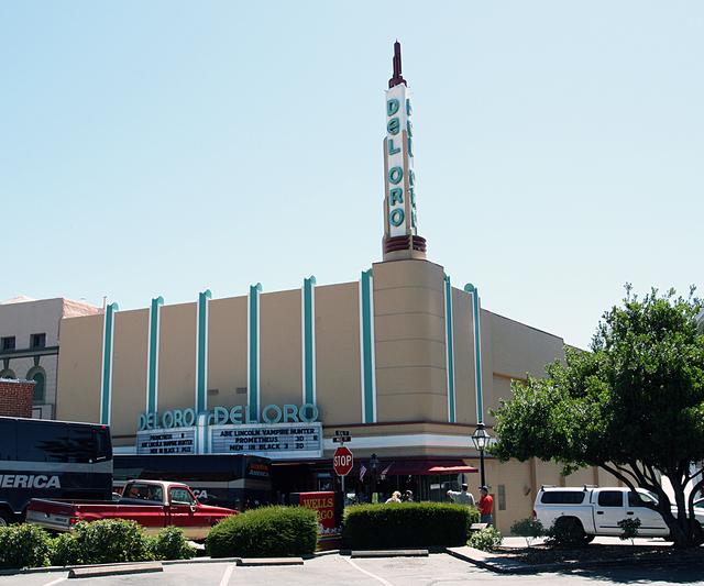 Del Oro Theatre, Grass Valley, CA