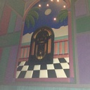 "Theater 1 Mural - ""Jukebox"""