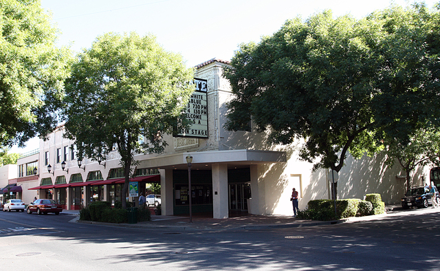 Oroville State Theater, Oroville, CA