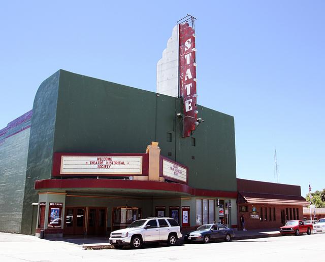 State Theatre, Red Bluff, CA