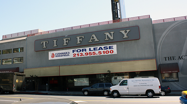 Tiffany Theater, West Hollywood, CA