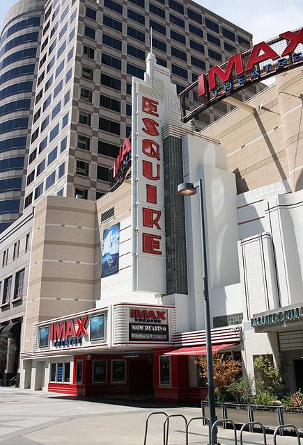 Esquire IMAX Theatre, Sacramento, CA