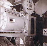 ABC Cinema original Projection Box ABC 1