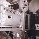 ABC Cinema original Projection Box ABC 1