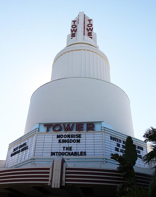 Tower Theatre, Sacramento, CA