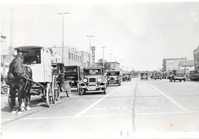 circa 1930 photo