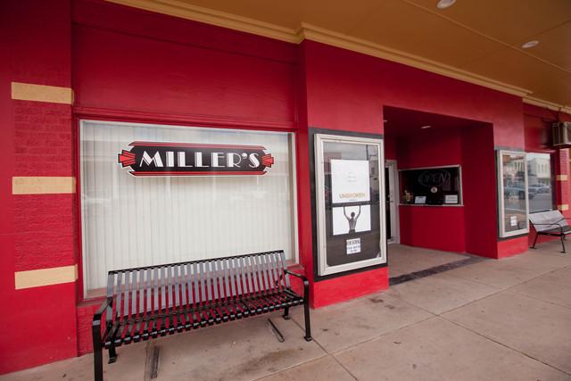 Miller's Theatre in 2015