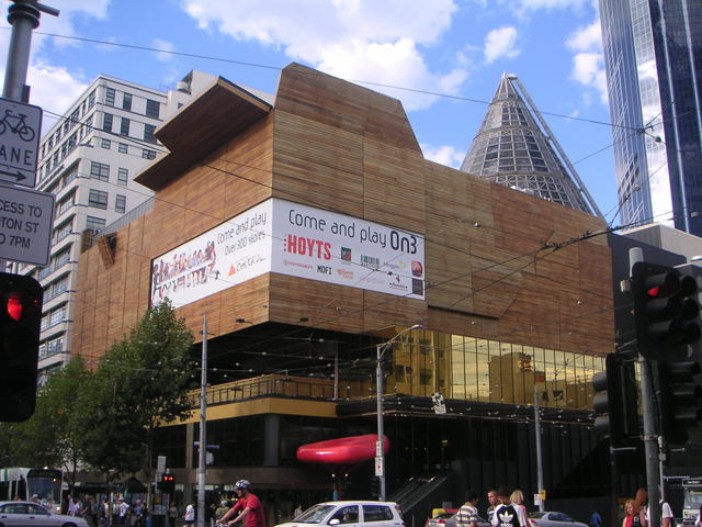 Hoyts Melbourne Central