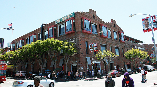 Cannery Cinema, San Francisco, CA