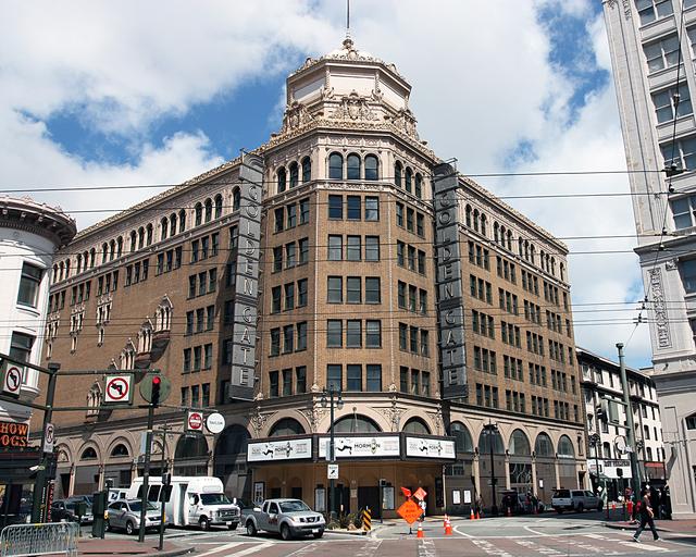 Golden Gate Theatre, San Francisco, CA