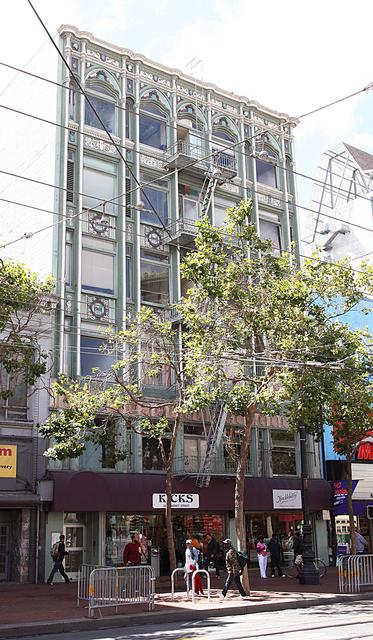 Centre Theatre, San Francisco, CA