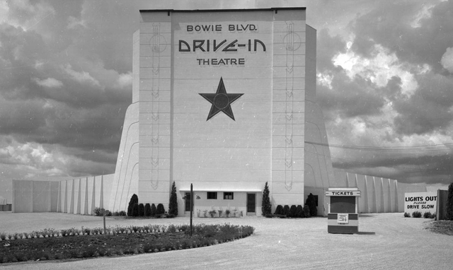 Bowie Boulevard Drive-In