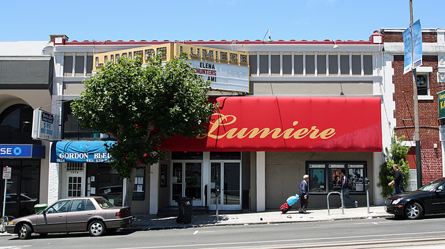 Lumiere Theatre, San Francisco, CA