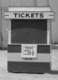 Ticket booth enlargement
