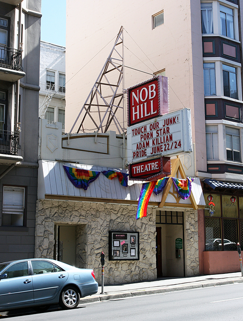 adult Nob theater hill
