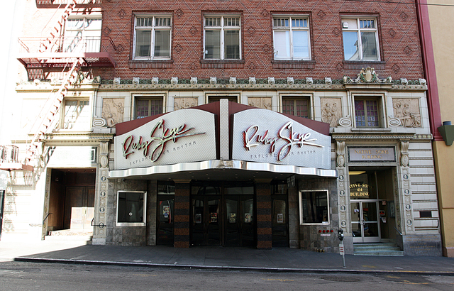 Stage Door Theatre, San Francisco, CA
