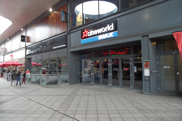 Cineworld Cinema - Cheltenham