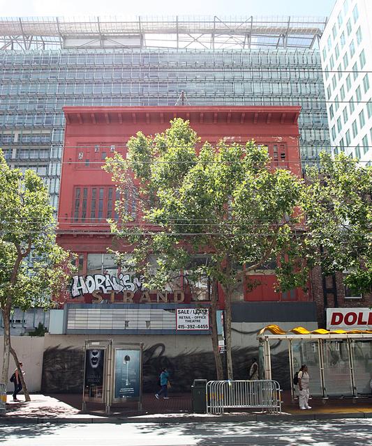 Strand Theatre, San Francisco, CA