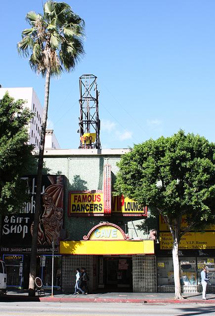 Cave Theatre, Los Angeles, CA