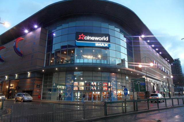 Cineworld Cinema - Birmingham