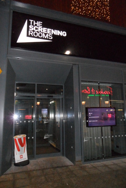 Screening Rooms