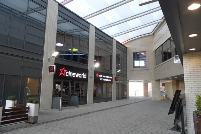 Cineworld Cinema - Swindon Regent's Circus