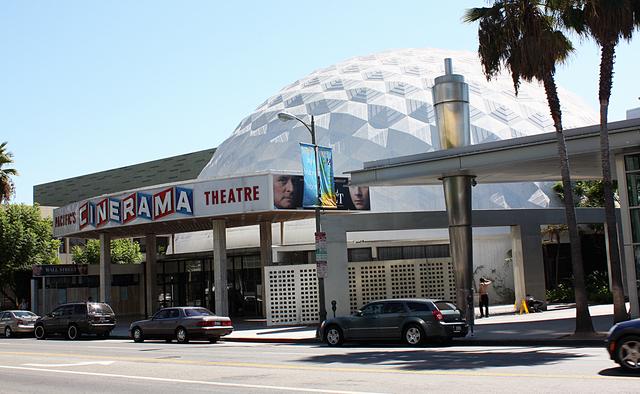 Cinerama Dome and ArcLight Cinemas, Los Angeles, CA