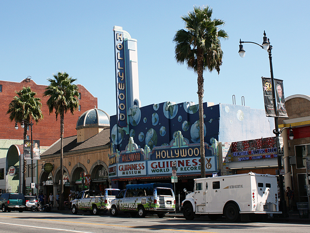 Hollywood Theatre, Los Angeles, CA
