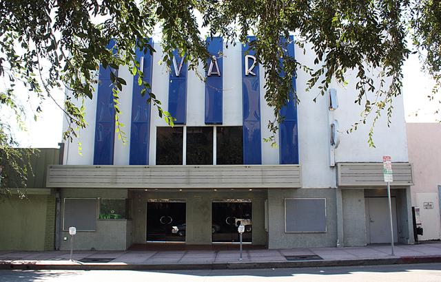 Ivar Theater, Los Angeles, CA