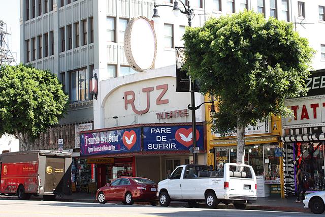 Ritz Theatre, Los Angeles, CA
