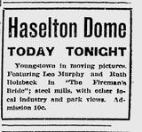 Hazelton Dome Theatre