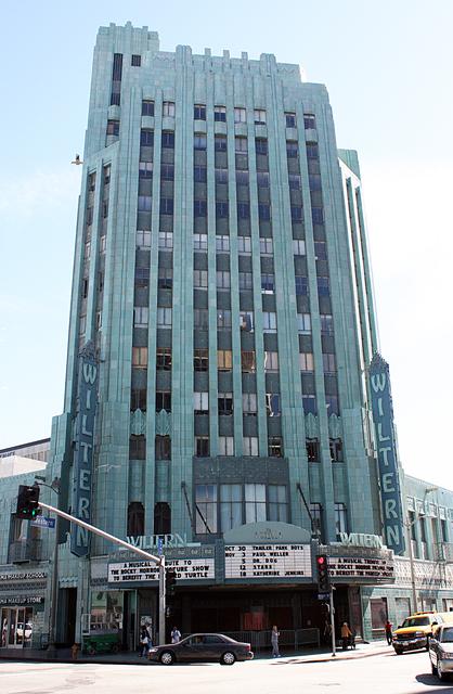 Wiltern Theater, Los Angeles, CA