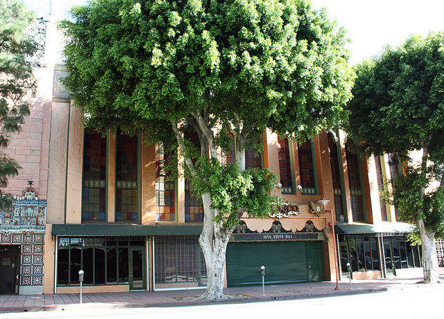 Belasco Theatre, Los Angeles, CA