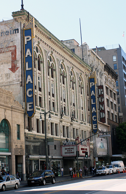 Palace Theatre, Los Angeles, CA