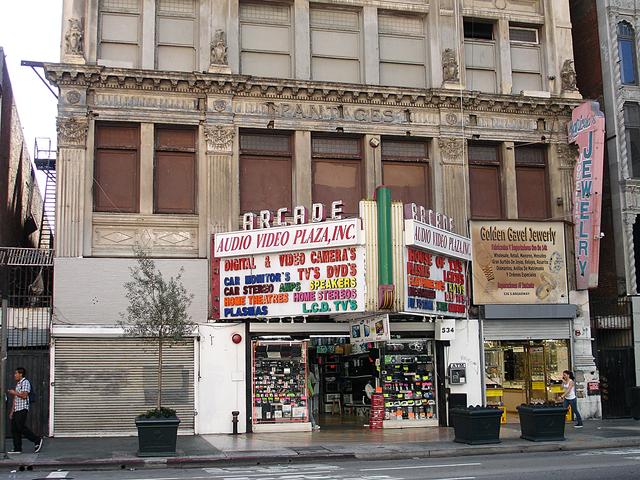 Arcade Theatre, Los Angeles, CA