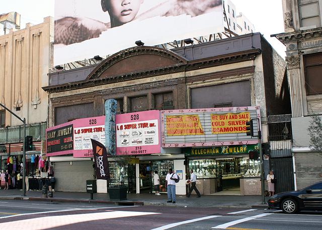 Cameo Theatre, Los Angeles, CA