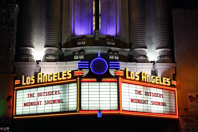 Los Angeles Theatre, Los Angeles, CA