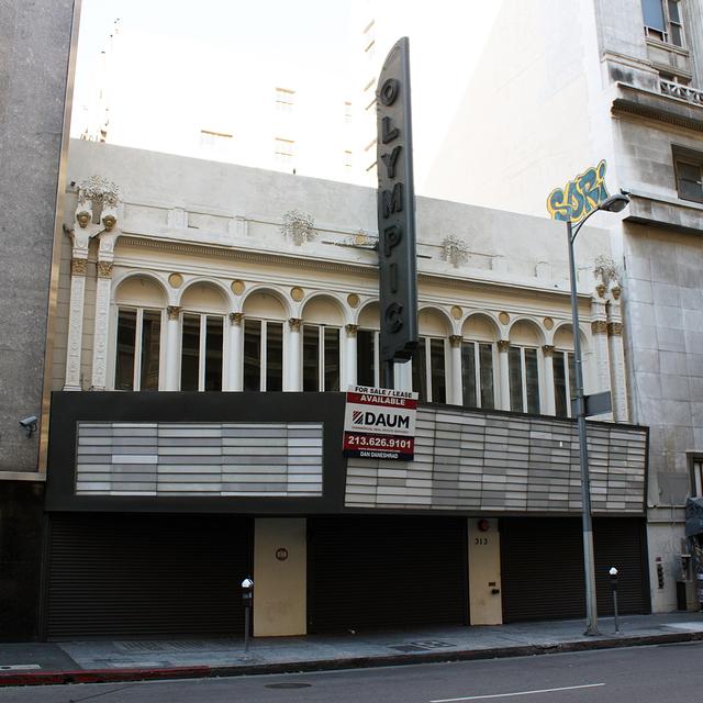 Olympic Theatre, Los Angeles, CA