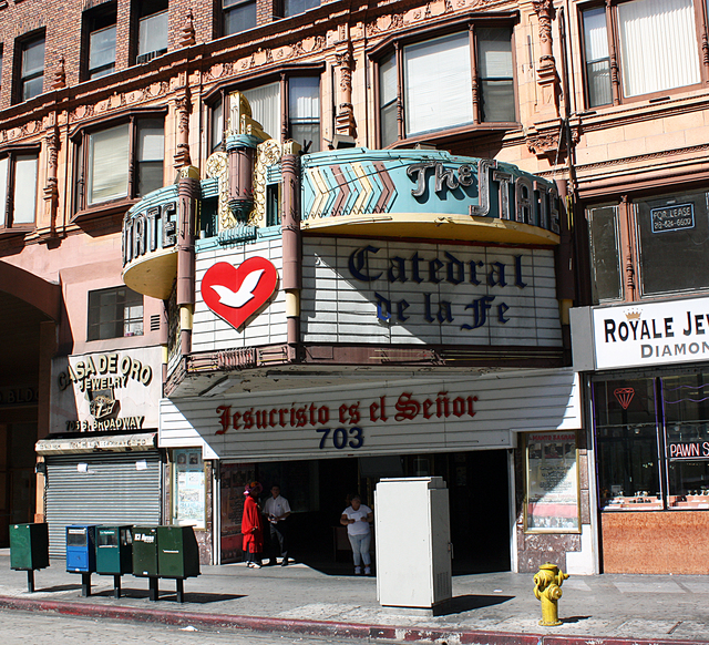 State Theatre, Los Angeles, CA