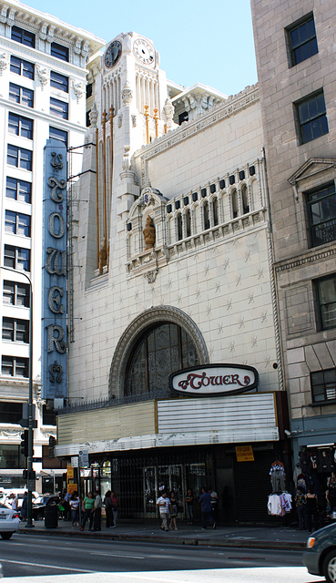 Tower Theatre, Los Angeles, CA