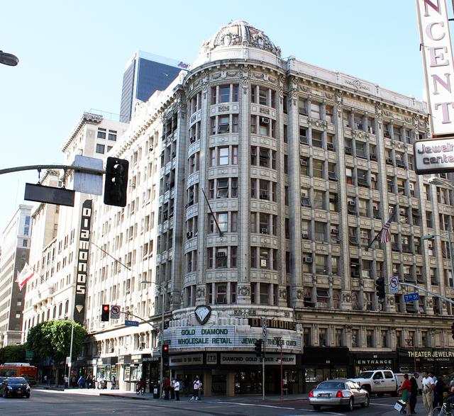 Warrens Theatre, Los Angeles, CA
